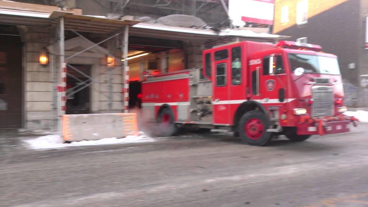 S 233 Curit 233 Incendie De Montr 233 Al 627 Montreal Fire Department