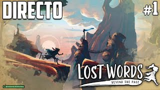Vídeo Lost Words: Beyond the Page