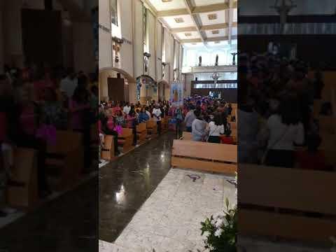 danza santo Cristo de la expiracion