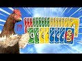 THE BIGGEST UNO HAND YET!!! - Uno Funny Moments