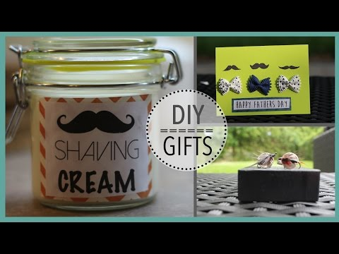 DIY Fathers Day Gifts - Easy + Affordable 2015