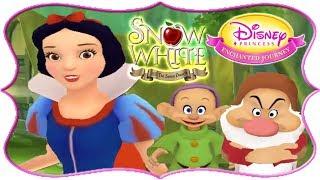 { Snow White } Disney Princess: Enchanted Journey Movie Cutscenes (Wii, PC)