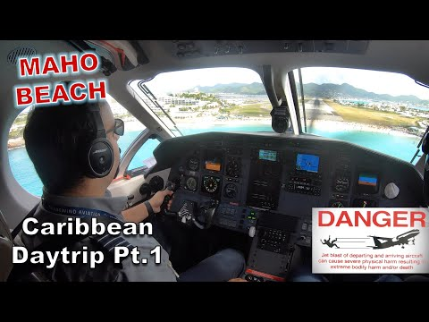 Day In The Life Of A PC-12 Pilot. - Part 1 - GOPRO | Flight Vlog | ATC AUDIO