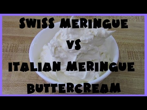Swiss Vs Italian Meringue Buttercream: Which is Better?