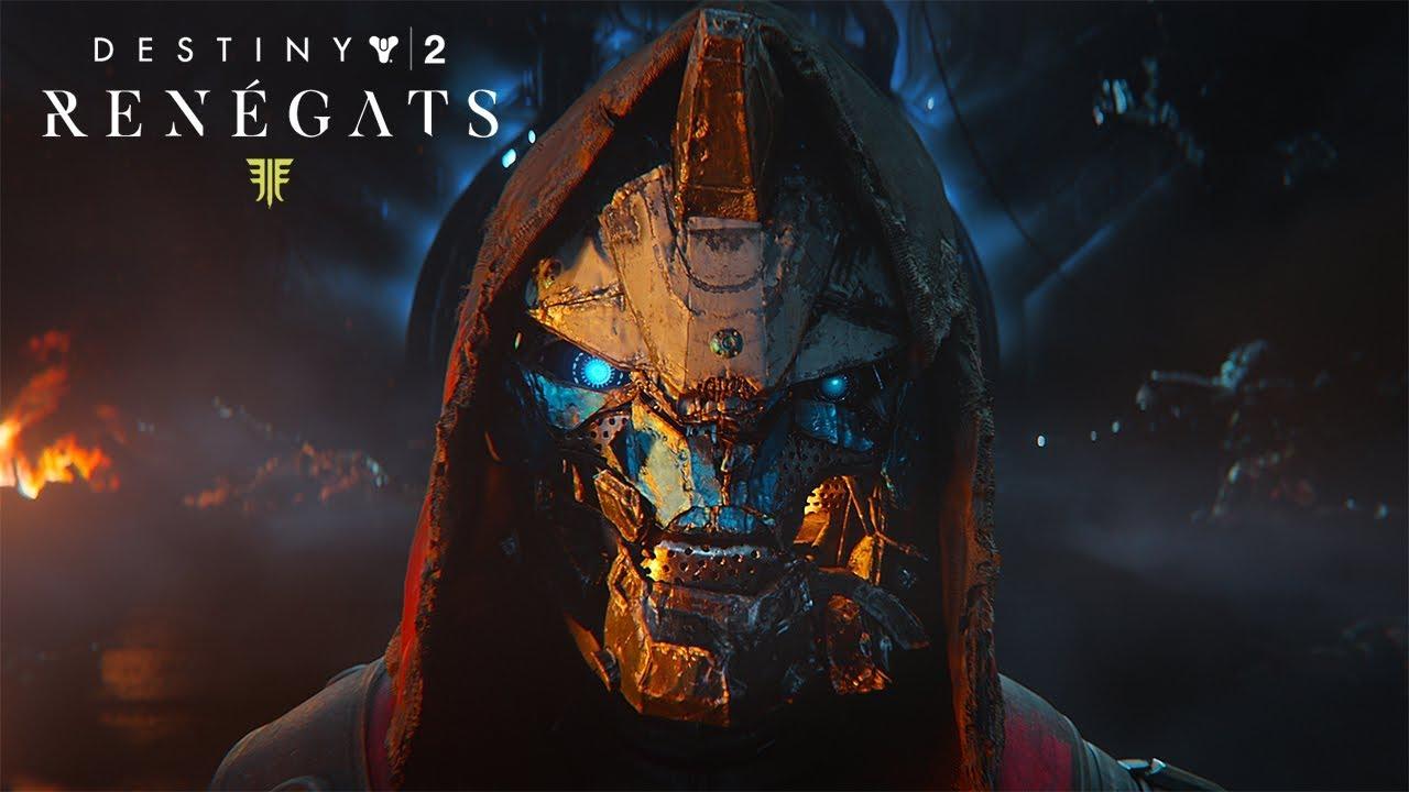 Destiny 2 : Renégats - Bande-annonce de l'histoire à l'E3 [FR]