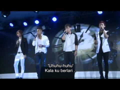 S4 - Mungkin At MU:CON Korea 2013 With Lyrics
