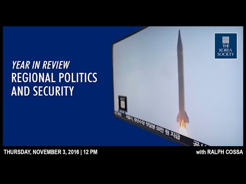 Year in Review: Regional Politics and Security