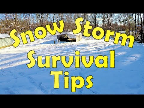 10 Winter Survival Power Outage Tips and Hacks