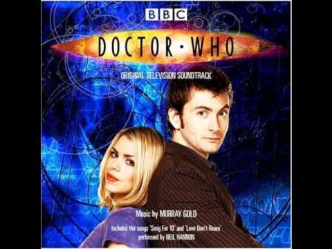 Doctor Who Series 1-2 - Love Don't Roam