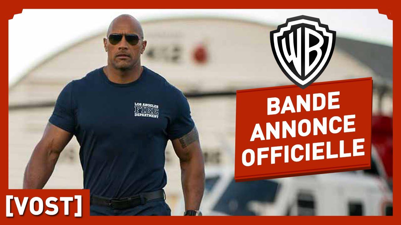 San Andreas - Bande Annonce Officielle (VOST) - Dwayne Johnson / Alexandra Daddario