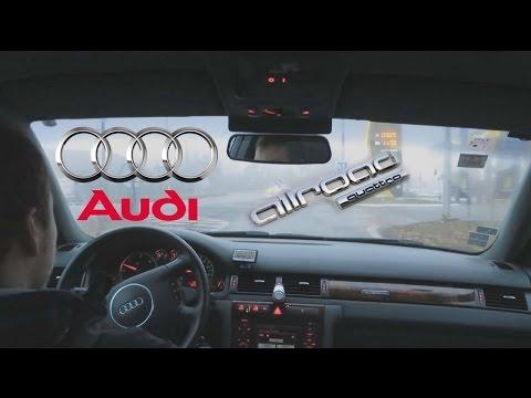 Audi Allroad Quattro 2.5 TDI V6 132kw, 397 000km Just Cruising