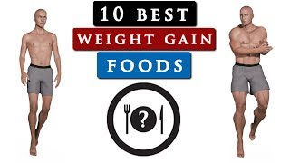 Best FOOD to GAIN WEIGHT for skinny guys | Eat this to build muscle
