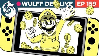 why are people surprised the switch is selling so well wulff den live ep 159