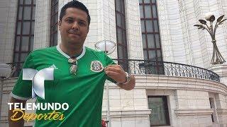 Chile es una espinita que aún le duele a los mexicanos | Copa Confederaciones Rusia 2017 | Telemundo