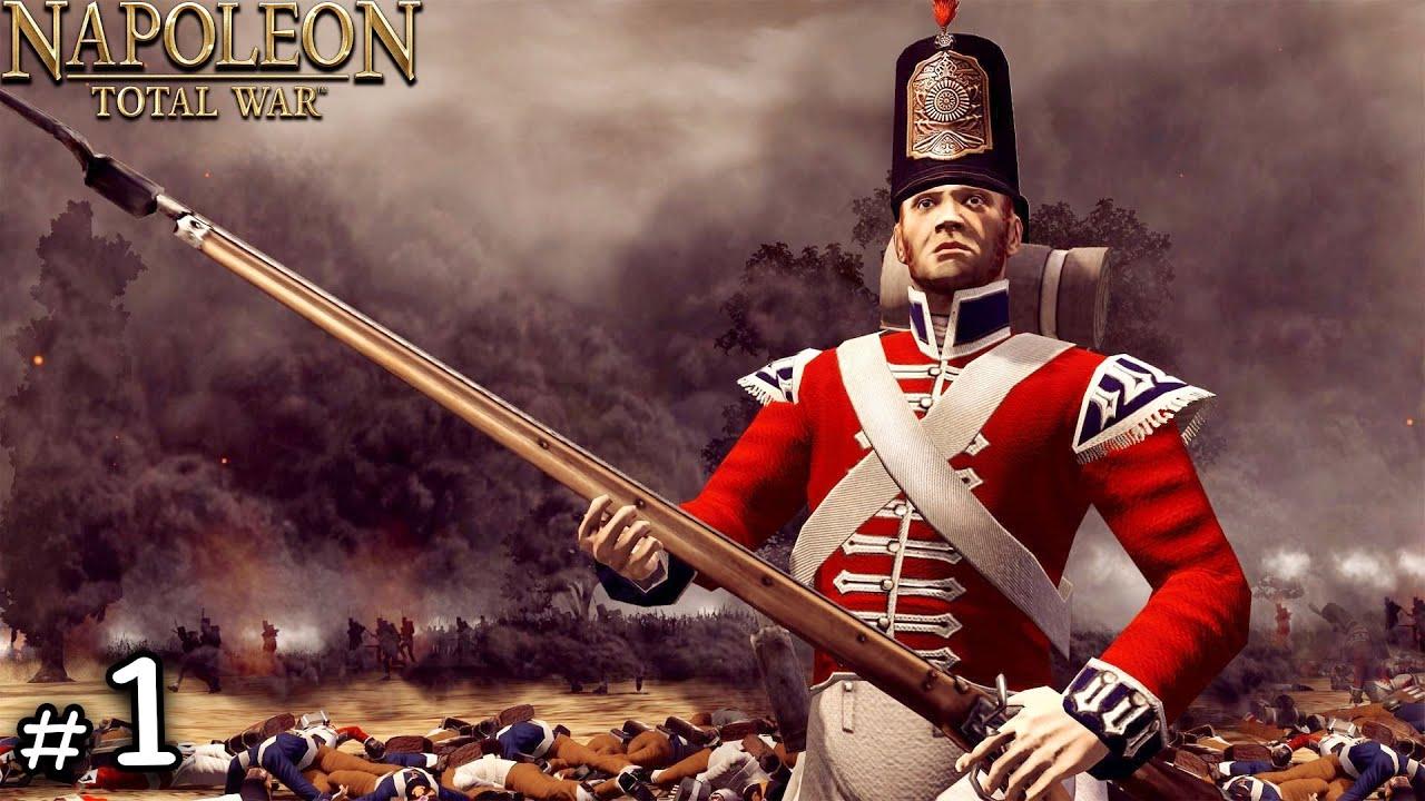 สงครามคาบสมุทรไอบีเรีย - Total war Napoleon ไทย #1