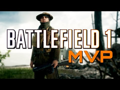 Battlefield 1: War Pigeons MVP PS4 Pro Multiplayer Gameplay