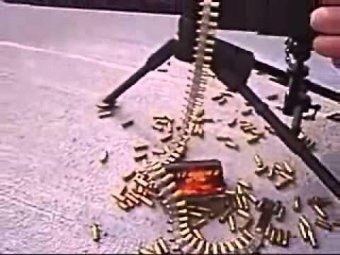 smallest machine gun