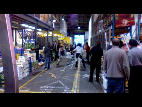 fight(New Spitalfields Market)