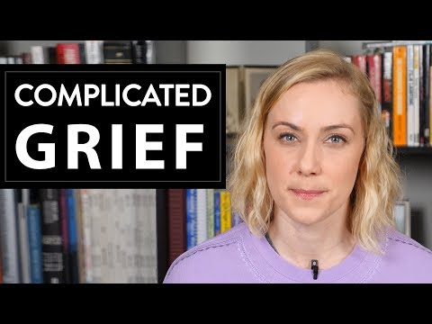 This is Complicated Grief | Kati Morton