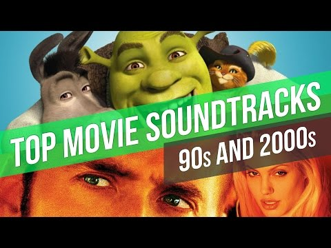 Top Movie Soundtracks - 90s and 2000s