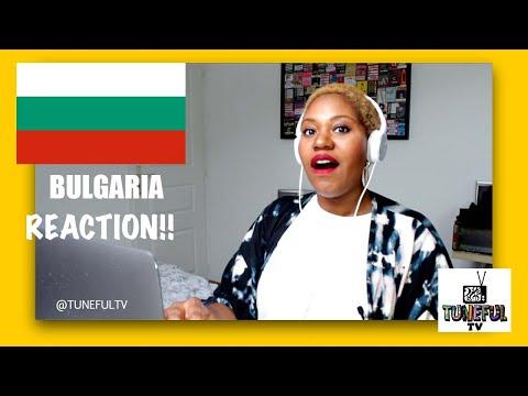 Eurovision 2021 Reaction - Bulgaria (Tuneful TV)
