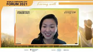 World Lymphoma Day Forum 2021 screenshot 1