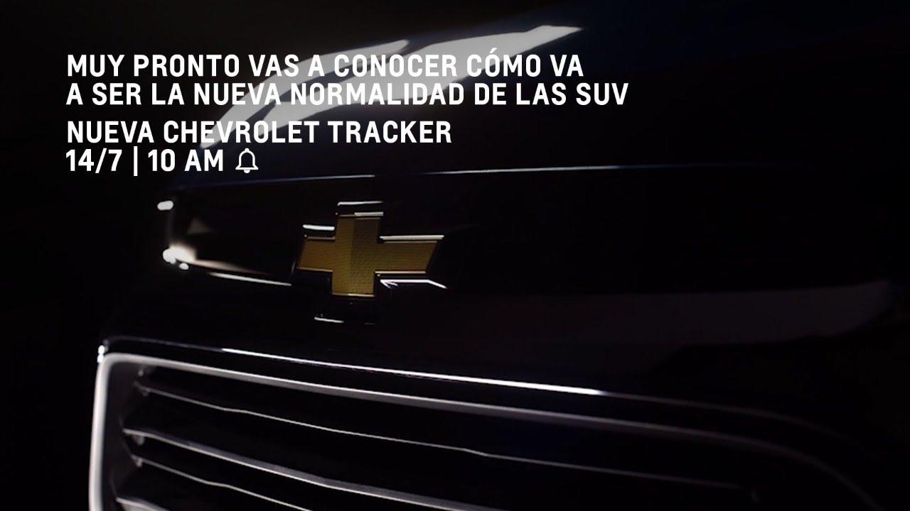 Lanzamiento | Nueva Chevrolet Tracker | SUV