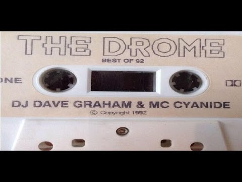 The Drome Birkenhead Best Of 92 DJ Dave Graham & MC Cyanide Side B