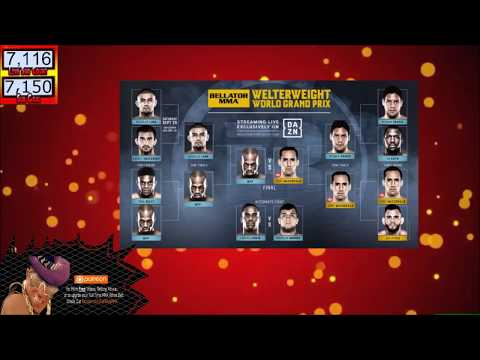 Bellator Welterweight Title Tournament BRACKET Predictions