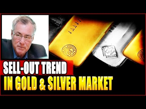 ERIC SPROTT  |  Lately, In Gold and Silver Market, Sell Out Trend