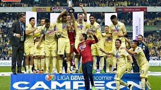 América Campeón Apertura 2014 Liguilla Completa