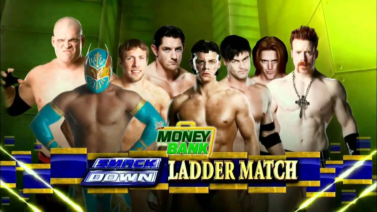 Image result for money in the bank 2011 wwe.com photos