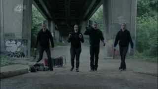 Misfits (TV Program)  - Prodigy - Take me to the hospital (Rusko remix) Dubstep