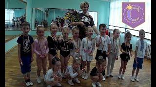 Танцы для детей! Открытый урок 2017! Коллектив студии танцев DAISY