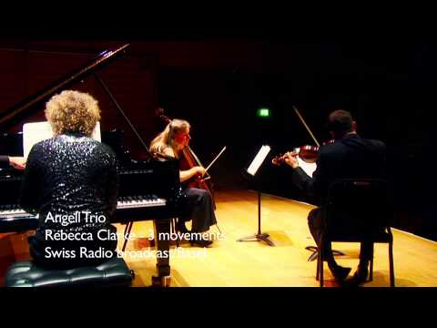 Rebecca Clarke (1921) performed by the Angell Trio for Swiss Radio/Basel