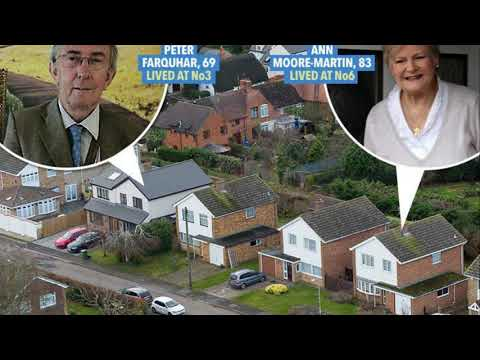 Two dead OAPs at the centre of sleepy village murder mystery as police arrested their lodger,
