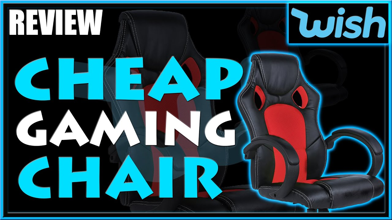 chair covers wish design for coffee shop cheapest gaming ever under 70 from app unboxing review