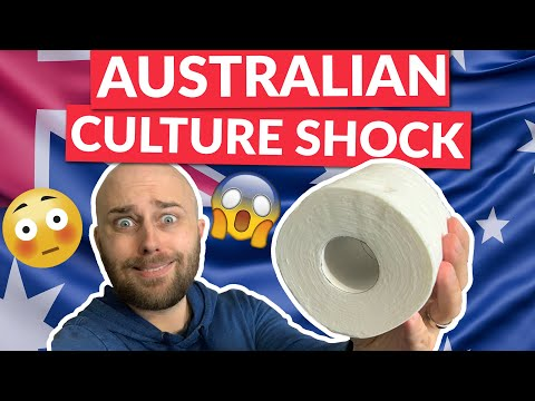 Australian CULTURE SHOCK!? 10 X WEIRD Things About LIFE In AUSTRALIA!