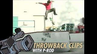 Paul Rodriguez l Throwback Clips l Time to Shine 2006