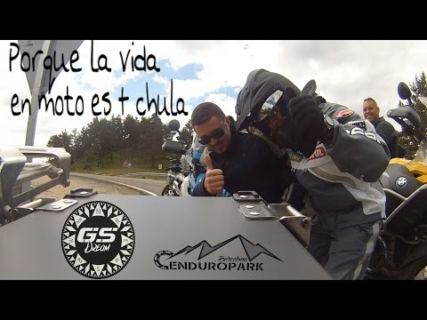 BMW R1200 GS ---- Ruta Engolasters