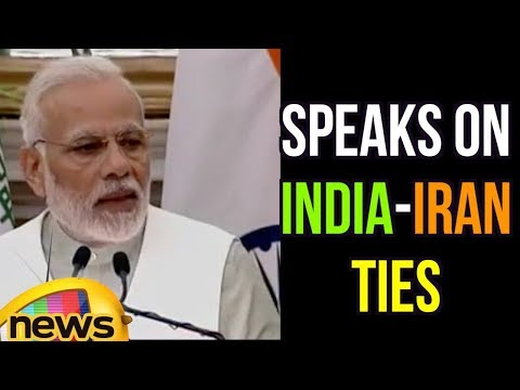 PM Modi's Speech at Joint Press Statement With President of Iran Hassan Rouhani | Mango News