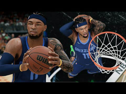 NBA 2K22 PS5 MyCAREER - Intense Battle With LA CLIPPERS! WE CAN COMPETE!