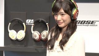 【動画】優希美青、Superflyにハマリ中「歌い方まねしたい」 NHK連続テ...
