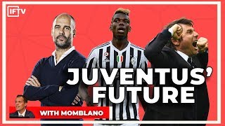 GUARDIOLA VS CONTE + POGBA\'S RETURN TO JUVENTUS! Interview with Luca Momblano