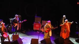 Tinariwen Chet Boghassa Theatre of The Living Arts Philly 7/29/18