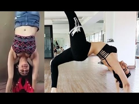 Adah Sharma Workout & Yoga Video