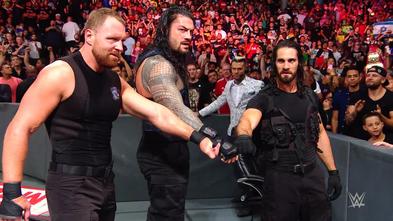 The Shield, Braun Strowman und mehr im November in Deutschland
