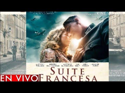 LA SUITE FRANCESA (Películas 5 🌟Hechos Reales Película Sobre La Segunda Guerra Mundial)