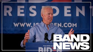 Joe Biden diz que Donald Trump deixou carta