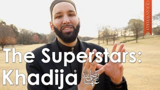 Khadijah bint Khuwaylid (#Loyalty) - Omar Suleiman - Quran Weekly